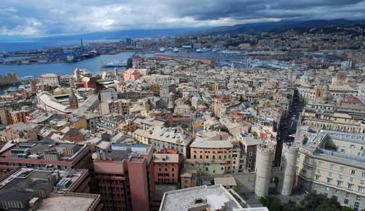 Genova centroStorico - Nel centro storico di Genova