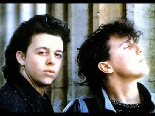 Tears For Fears esordi - Le Lacrime di Paura dei Tears For Fears