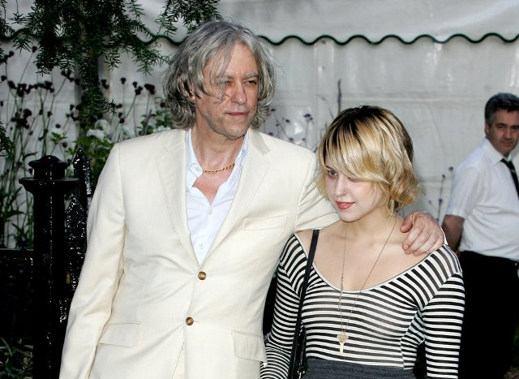 bob geldof e peaches geldof - Trovata morta Peaches, la figlia di Bob Geldof