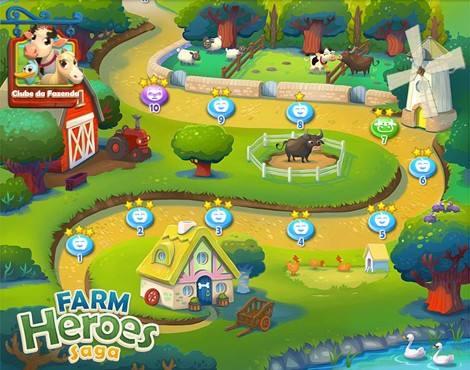 farm heroes Saga - Farm Heroes Saga Facebook Soluzioni dal livello 446 al livello 460