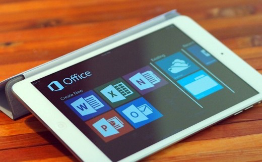ipad office - Microsoft Office 365 disponibile anche su iPad