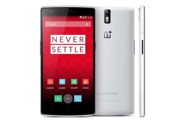 oneplus one never settle 600x400 - Arriva OnePlus One: lo smartphone top di gamma economico