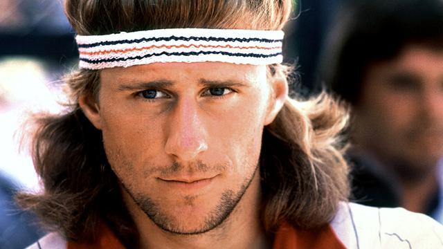 borg - Bjorn Borg il più grande tennista di tutti i tempi