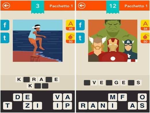 indovina film - Le soluzioni dei livelli di Indovina il Film per iPhone e iPad