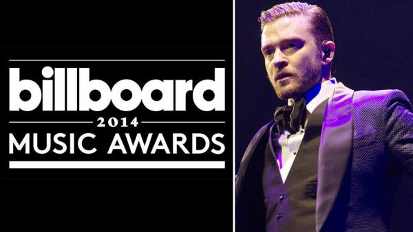 timberlake billboard - Justin Timberlake trionfa al Billboard Music Awards 2014