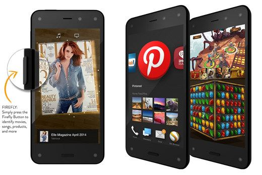 Fire Phone and firefly - Fire Phone: lo smartphone di Amazon che riconosce le immagini