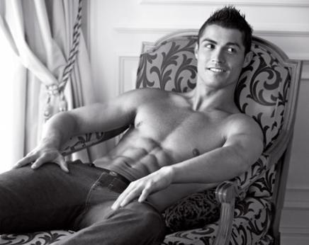 Gli addominali di Cristiano Ronaldo - Il segreto degli addominali di Cristiano Ronaldo