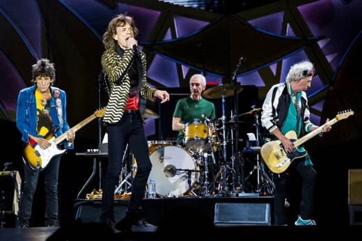 the rolling stones roma circo massimo - The Rolling Stones: primo video ufficiale del concerto di Roma