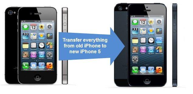 Come trasferire i contatti telefonici da un vecchio iPhone ad un nuovo iPhone