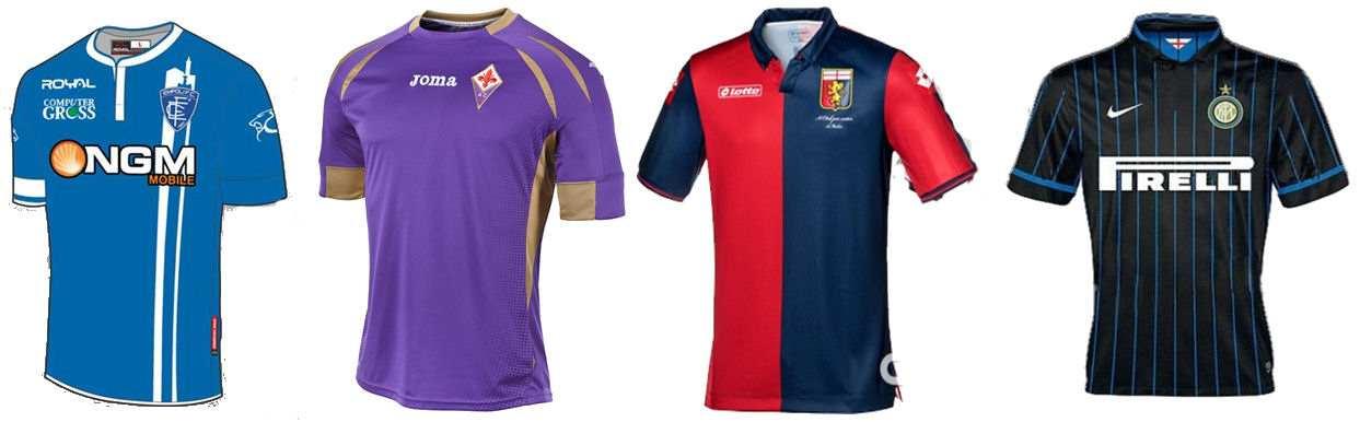 Empoli Fiorent Genoa Inter 20114 15 - Fantacalcio 2014-15: le probabili formazioni di Empoli, Fiorentina, Genoa e Inter