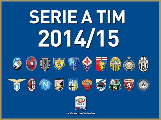 Serie A 2014 15 - Il Calendario della Serie A TIM 2014-15 - Premesse, Reazioni e Quote