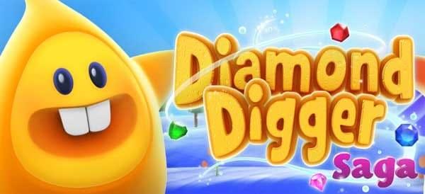 diamond digger - Diamond Digger Saga: tutte le soluzioni dal livello 1 al livello 170