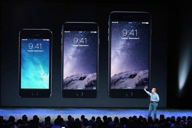 2 iPhone6 - Presentati gli attesissimi iPhone 6 e Apple Watch - Caratteristiche, foto e prezzi