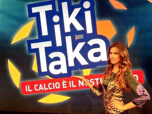 Melissa Satta a Tiki Taka - Tiki Taka: le nuove soluzioni dal livello 151 al livello 340