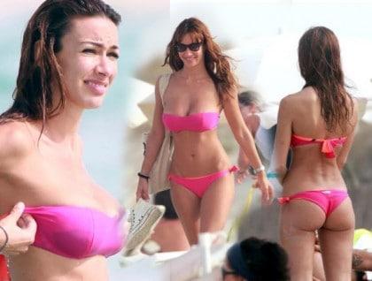Melita Toniolo - L'ex gieffina Melita Toniolo torna single e felice regalando pose sexy
