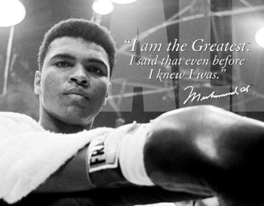 Mohammad Ali giovane - Cassius Clay - Muhammad Ali: semplicemente Il più Grande