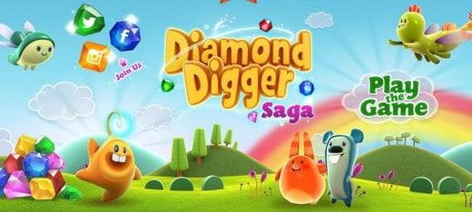 Diamond Digger saga soluzione livelli - Diamond Digger Saga: le soluzioni dei nuovi livelli dal 171 al 410