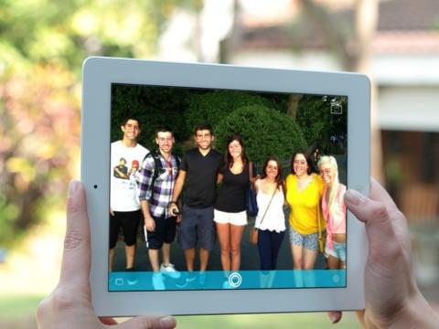 Foto perfette con ipad - Come scattare foto perfette con l'iPad