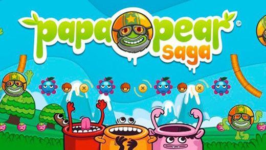 Papa Pear Saga soluzioni - Papa Pear Saga: tutte le soluzioni dal livello 376 al livello 510