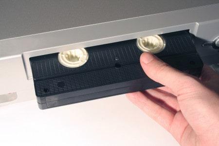 da VHS a DVD - Come convertire le videocassette VHS in DVD