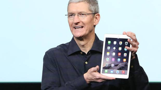 iPad Air 2 - Apple lancia l'iPad Air 2, iPad Mini 3 e l'iMac da 27 pollici Retina 5K