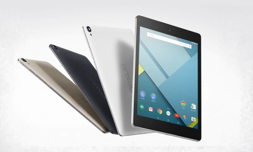 10 nexus9 - Nexus 9: la risposta di HTC e Google all'iPad Air 2