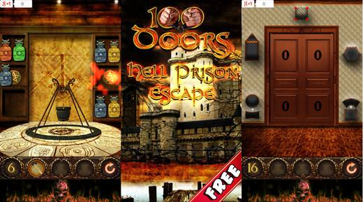 100 doors hell prison escape - Le soluzioni dei livelli di 100 Doors Hell Prison Escape Walkthrough