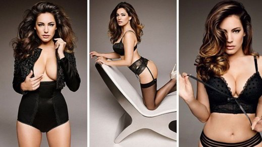 11 kelly brook - Kelly Brook ed il suo calendario hot del 2015 - backstage e fotogallery