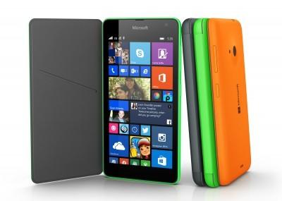5 Microsoft Lumia 535 - Microsoft presenta Lumia 535 e abbandona il brand Nokia