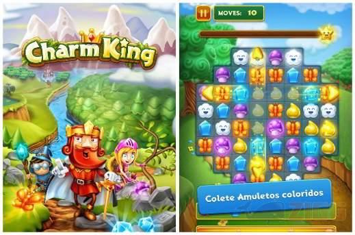 Charm King soluzioni - Charm King: tutte le soluzioni dal livello 1 al livello 156