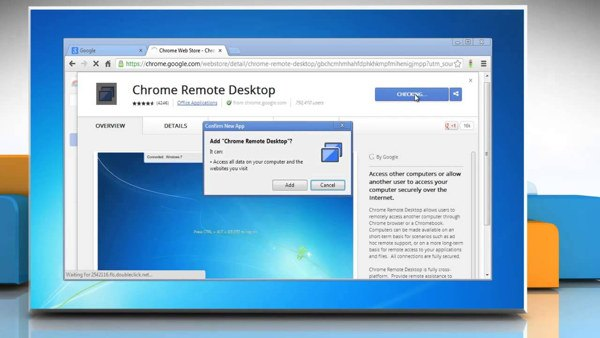 Chrome Remote Desktop - Chrome Remote Desktop per il controllo remoto del PC