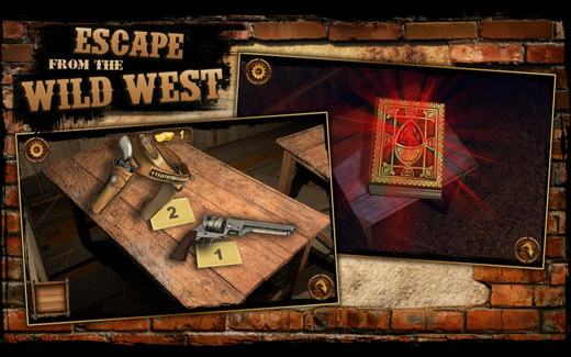 Escape From The Wild West - Le soluzioni di Escape From The Wild West per Android