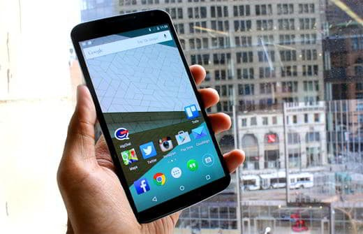Nexus 6 handson - Nexus 6: il phablet di Google e Motorola