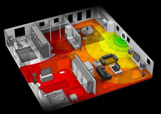 heatmapper router wifi - Come verificare la copertura della rete Wifi in casa