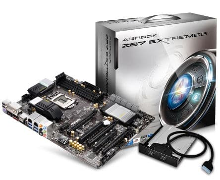 1 AsRock Z87 Extreme6 - Quale Scheda Madre comprare: dal gaming all'overclocking