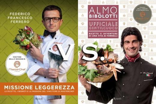 1.Libri dei finalisti di Masterchef 3 - Che fine hanno fatto i concorrenti di MasterChef Italia 3
