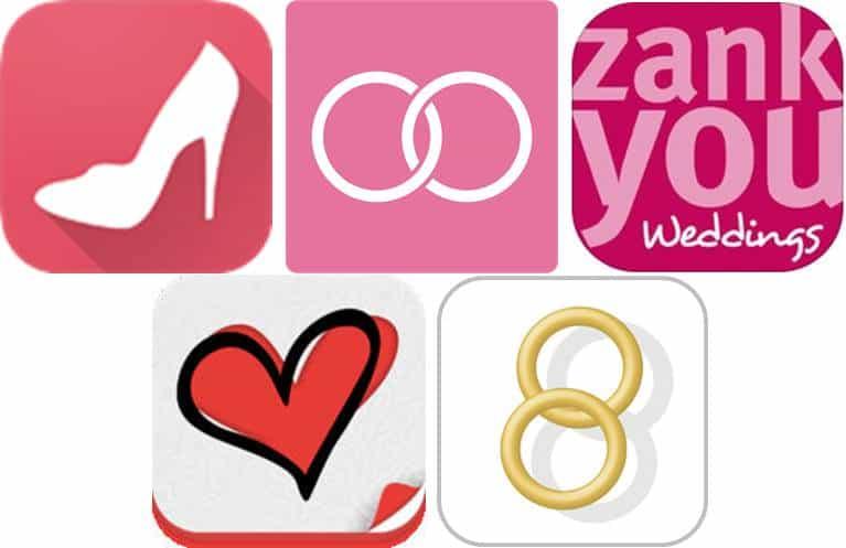 1.Loghi app matrimonio - Le App perfette per organizzare il proprio matrimonio
