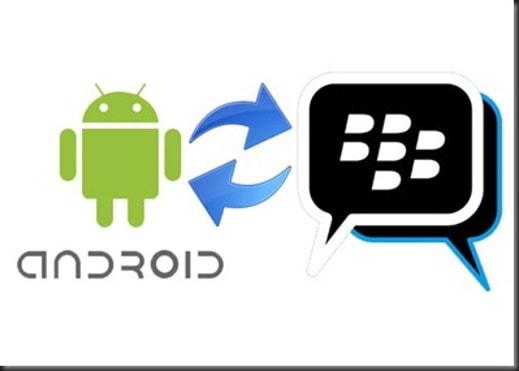 Android BlackBerry - Come trasferire i contatti da Android a BlackBerry