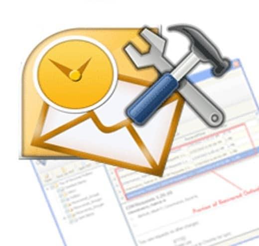 Email PST danneggiate - Come recuperare un file PST danneggiato