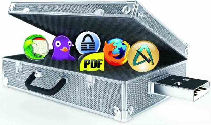 aplicaciones portables - Come trasformare un software per PC in portable