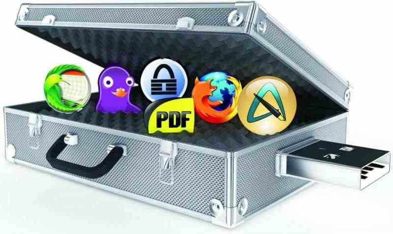 aplicaciones portables - Come trasformare un software per PC in portable