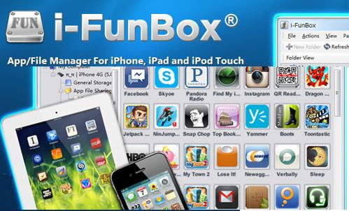 iFunBox - Come si usa e a cosa serve iFunBox