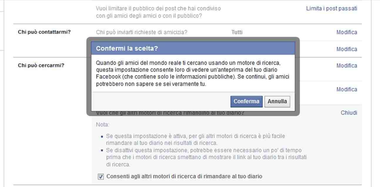 motori diricerca facebook - Come eliminare i messaggi indesiderati su Facebook