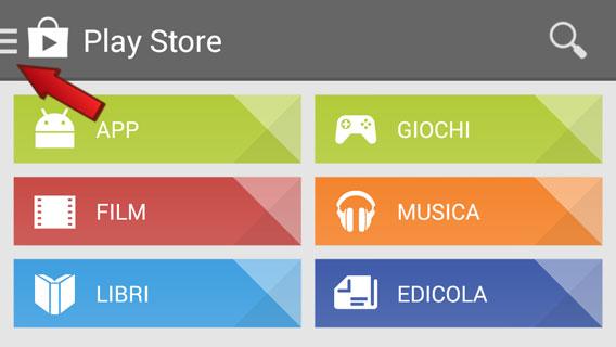 playstore aggiornamenti automatici - Come togliere gli aggiornamenti automatici delle app su Android
