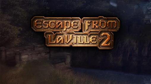 1 escape from laville 2 - Soluzione completa di Fuga da LaVille 2