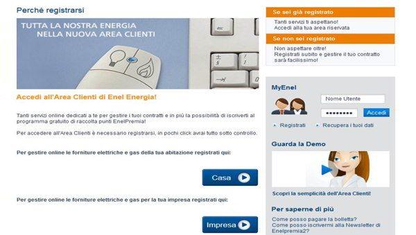 Enel Energia - Le migliori App per la gestione delle utenze domestiche