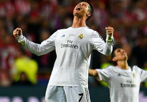 Ronaldo - Cristiano Ronaldo vince il Pallone d'Oro per la terza volta