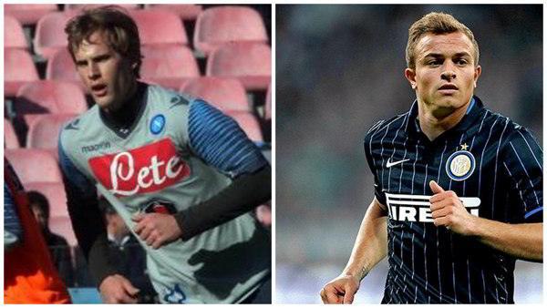 Strinic Shakiri - Fantacalcio e Calciomercato: Ivan Strinić e Xherdan Shaqiri