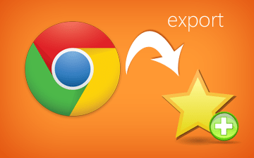 google chorme export bookmarks - Come esportare preferiti Chrome