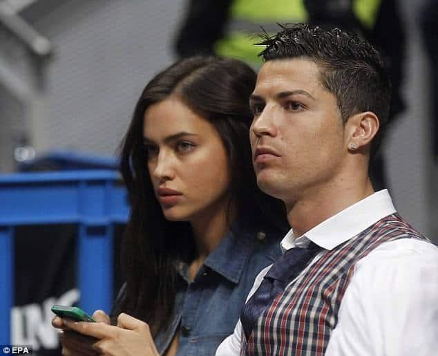 ronaldo e irina si sono lasciati - Voci di rottura tra Cristiano Ronaldo e Irina Shayk
